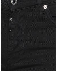 Aglini Denim Trousers - Black