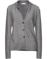 Sun 68 Suit Jacket - Grey