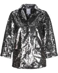 In the mood for love Suit Jacket - Metallic