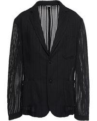 Daniele Alessandrini Suit Jacket - Black