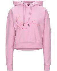 Karlkani Sweatshirt - Pink