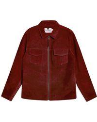 TOPMAN Jacket - Red