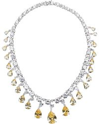 CZ by Kenneth Jay Lane - Necklace - Lyst