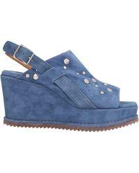 Alberto Fermani Sandals - Blue