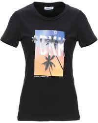 Bikkembergs T-shirt - Noir