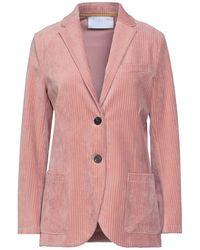 Harris Wharf London Suit Jacket - Pink