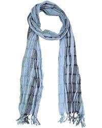 Napapijri Oblong Scarf - Blue