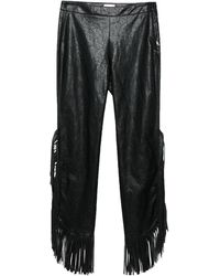Giamba Pantalones - Negro