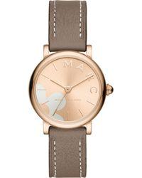 Marc Jacobs - Wrist Watch - Lyst
