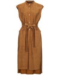 Mackintosh Midi Dress - Multicolor