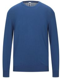 Bark Pullover - Blu