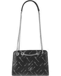 Blumarine Shoulder Bag - Black