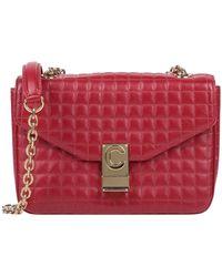 Celine Cross-body Bag - Red