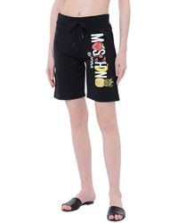 Moschino Beach Shorts And Trousers - Black