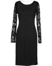Liu Jo Knee-length Dress - Black