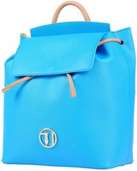 Trussardi Backpacks & Fanny Packs - Blue