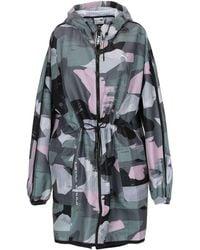 PUMA - Overcoat - Lyst