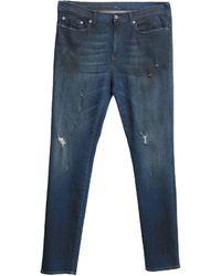 Ring Pantalon en jean - Bleu