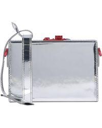 CALVIN KLEIN 205W39NYC Handtaschen - Mettallic