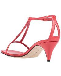 Marskinryyppy Sandals - Red