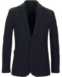 Trussardi Suit Jacket - Blue
