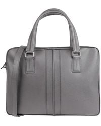 Tod's Work Bags - Gray