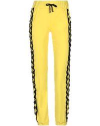 Jijil Casual Pants - Yellow