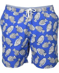 Gerry St. Tropez - Swimming Trunks - Lyst