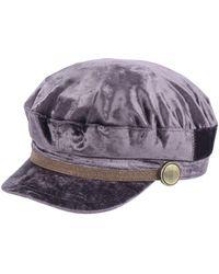 Brunello Cucinelli Hat - Purple