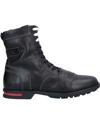 DIESEL Ankle Boots - Black
