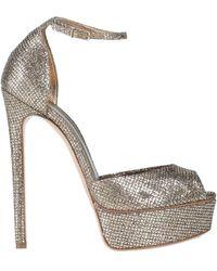 Casadei Sandals - Metallic