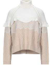 Fendi Turtleneck - White