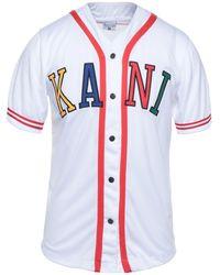 Karlkani Shirt - White
