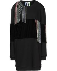 Fyodor Golan Short Dress - Black