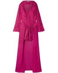 Hellessy Robe courte - Violet