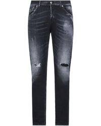 Dondup Denim Trousers - Black