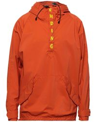 A. FOUR LABS Jacket - Orange