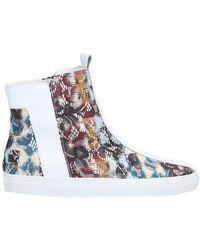 Alberto Fermani High-tops & Sneakers - White