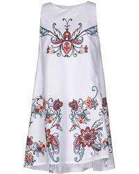 Dondup - Short Dress - Lyst