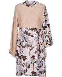 Silvian Heach Short Dress - Pink