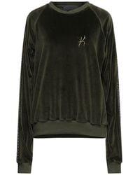 Haider Ackermann Sweat-shirt - Vert
