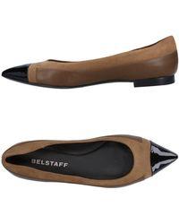 Belstaff - Ballet Flats - Lyst