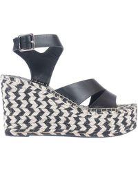 Sigerson Morrison Sandals - Black