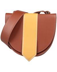L'Autre Chose Cross-body Bag - Brown