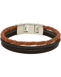 Fossil - Armband - Lyst