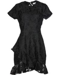 Zimmermann Short Dress - Black