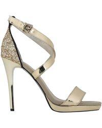 Versace Jeans Couture Sandali - Metallizzato