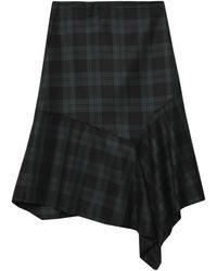 Nine:inthe:morning Midi Skirt - Black