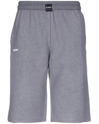 Vetements Bermudashorts - Grau