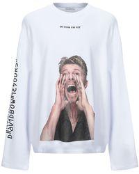ih nom uh nit White Bowie Scream Printed T-shirt
